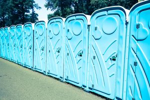 Clean Porta-Potties for Your Next Event
