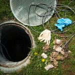 Unclogging Septic System
