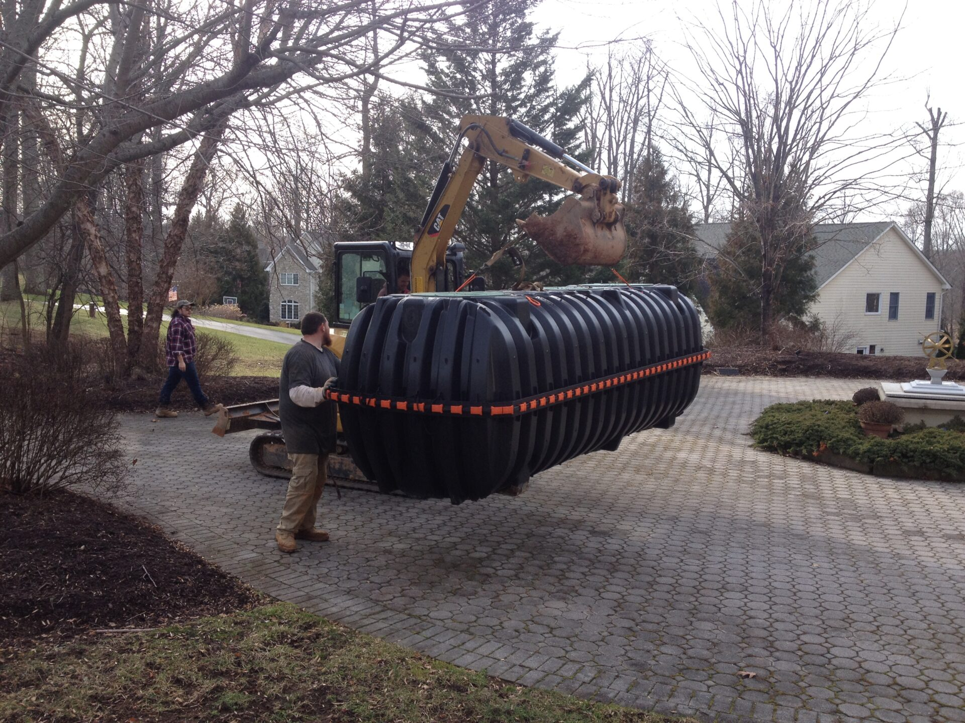 Septic Tank System Installation & Repair in Carroll County