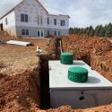 New Home Build: Septic Installation