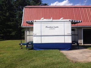 Special Event Restroom Trailers in Sykesville MD
